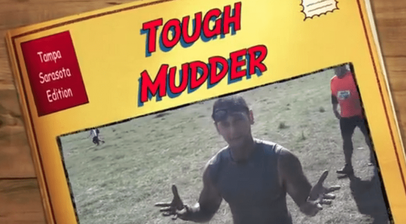 Tough Mudder Helpful Dad