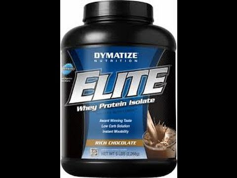 Dymatize Elite Whey Protein Review