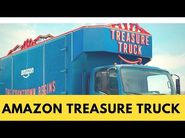 What is Amazon Treasure Truck? A Fun New Way to Shop on Amazon
