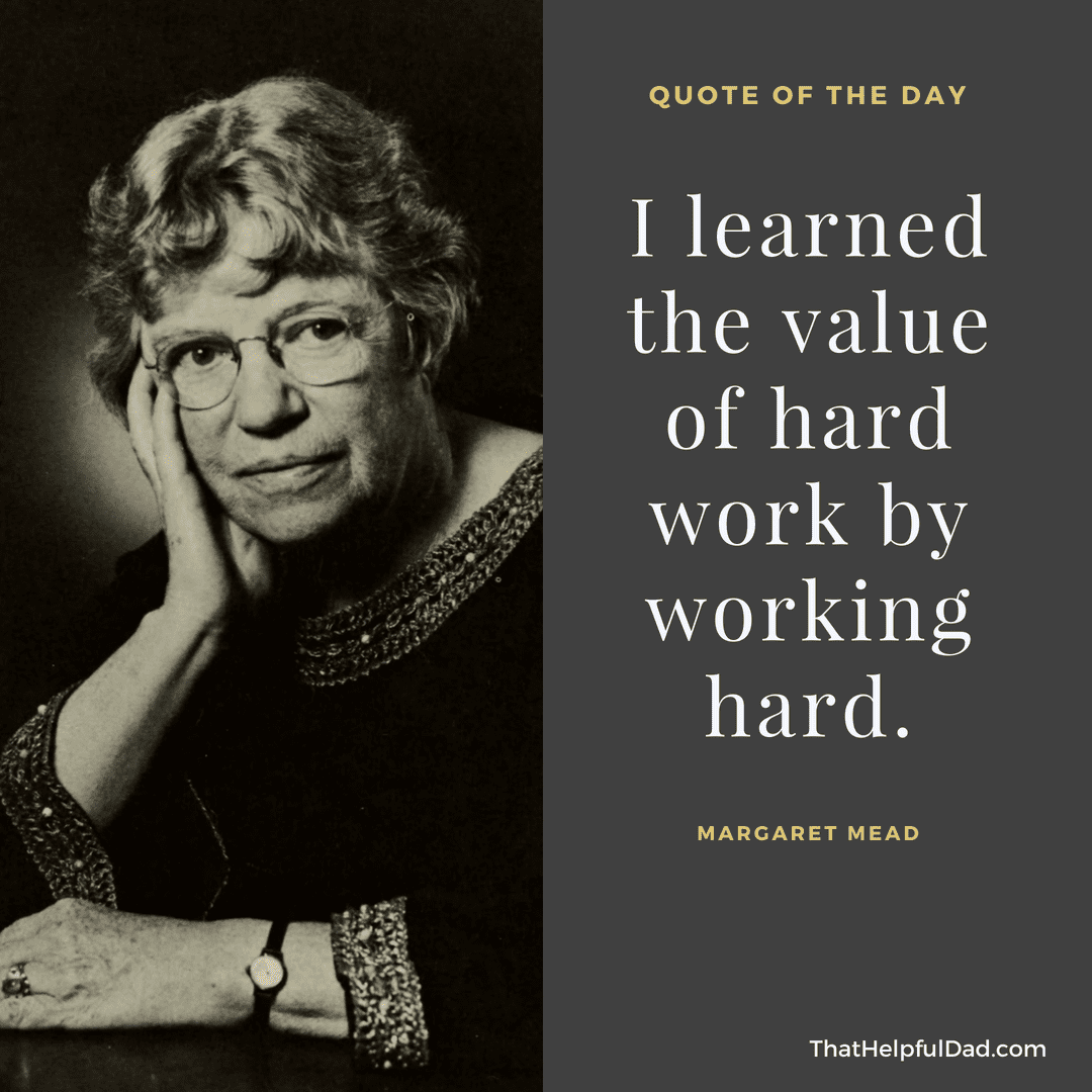 Inspirational Quotes from Margaret Mead